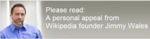Jimmy Wales-appeal